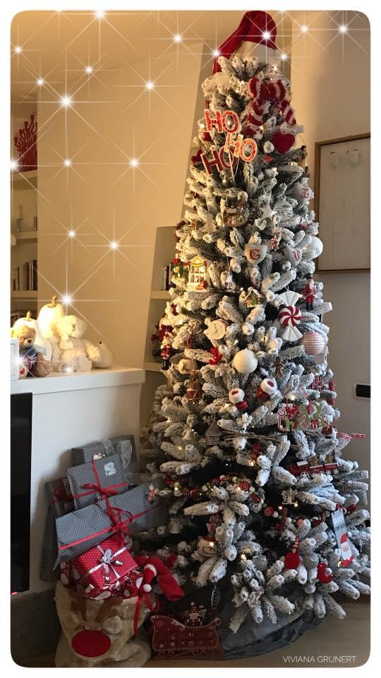 Albero di Natale e decorazioni di Natale