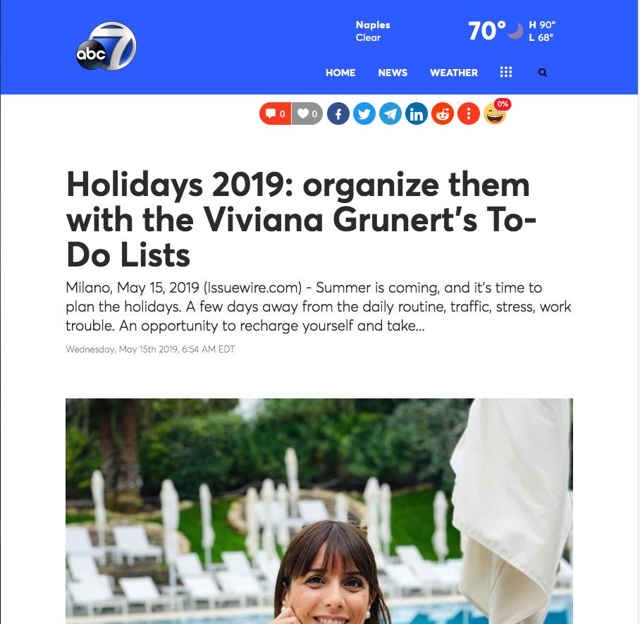 Viviana Grunert su ABC7-15.05.2019
