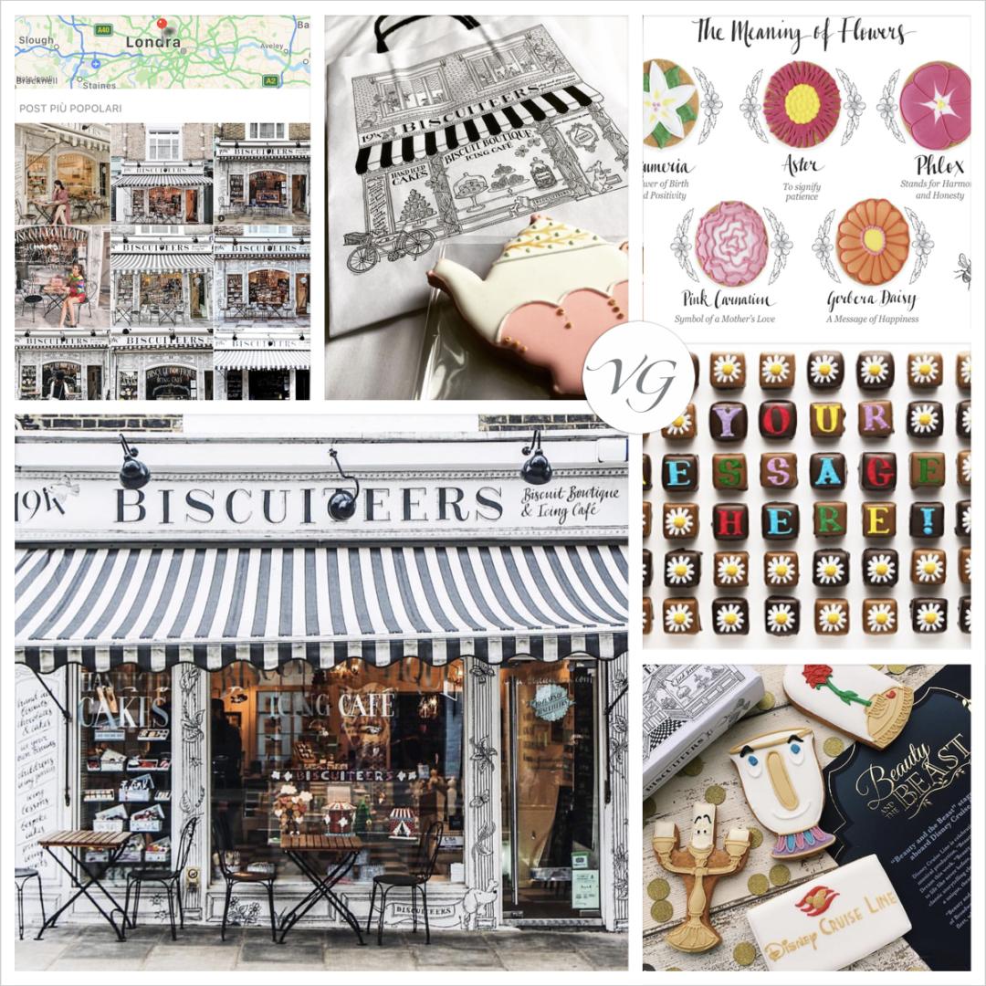 Come far diventare una biscotteria il luogo più 'instagrammato' di Londra!