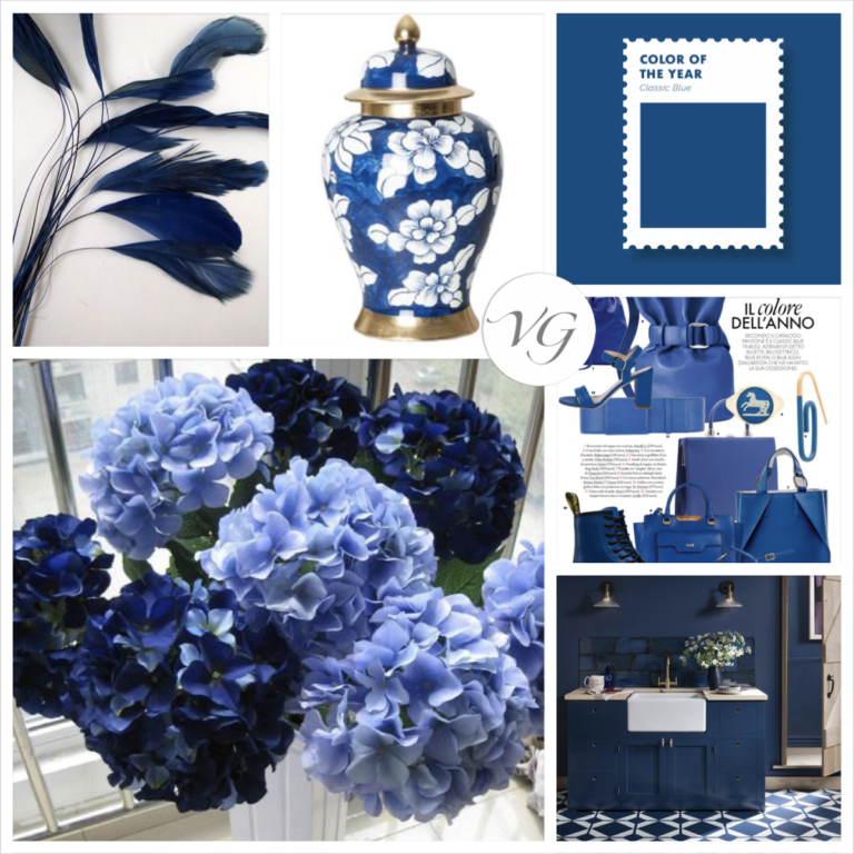 Colore Pantone 2020: nel Blu dipinto di Blu