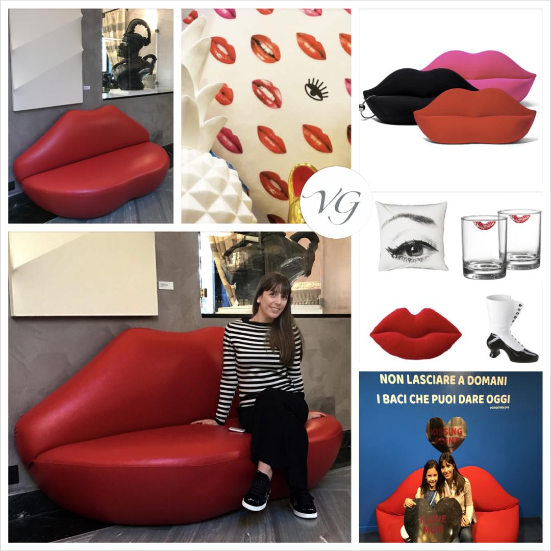 Labbra rosse e Bocche iconiche… Save The Inspiration!