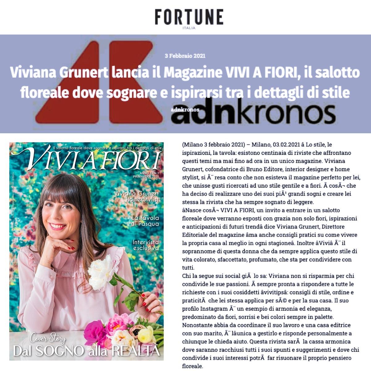 Viviana Grunert su FORTUNE-03.02.2021