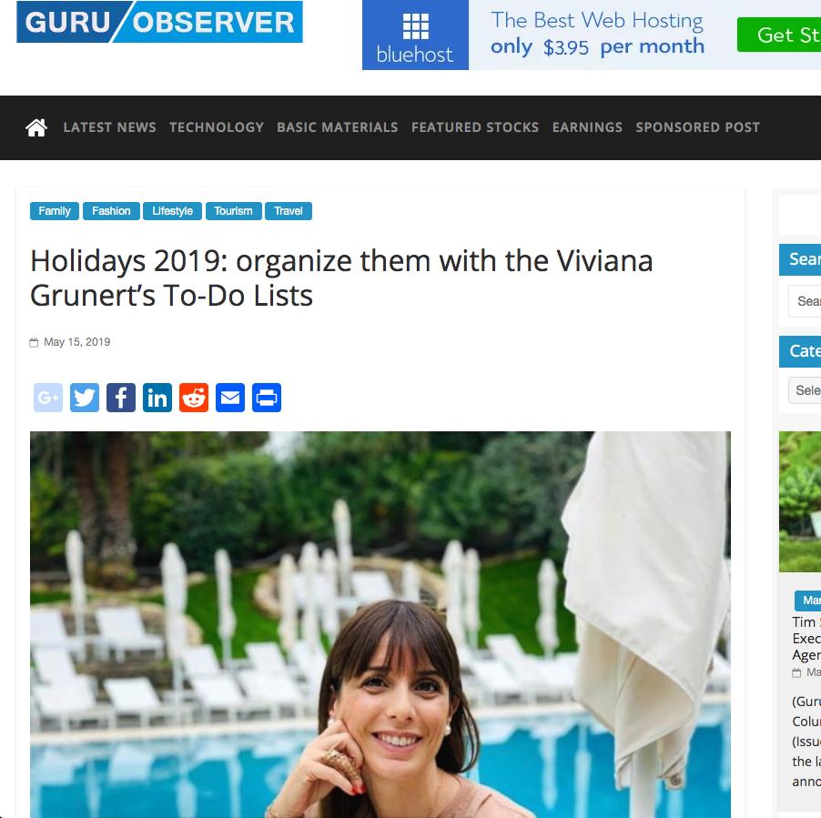 Viviana Grunert su GURUOBSERVER-15.05.2019