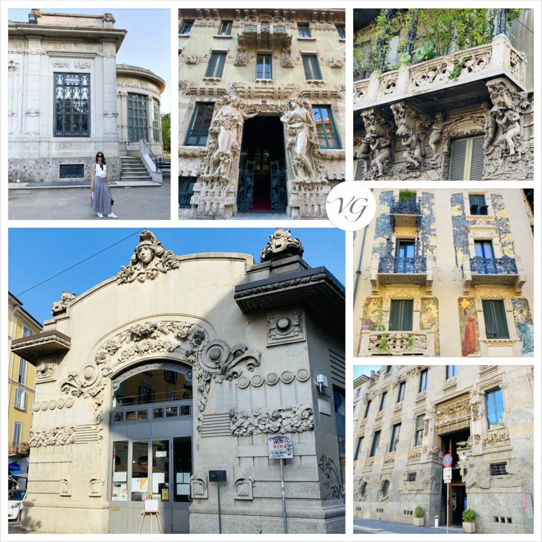 L'art Nouveau a Milano: come scoprire l'eleganza dell'arte floreale in un pomeriggio