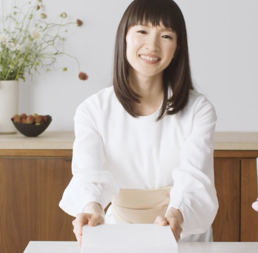 Your Best Lifestyle with Marie Kondo