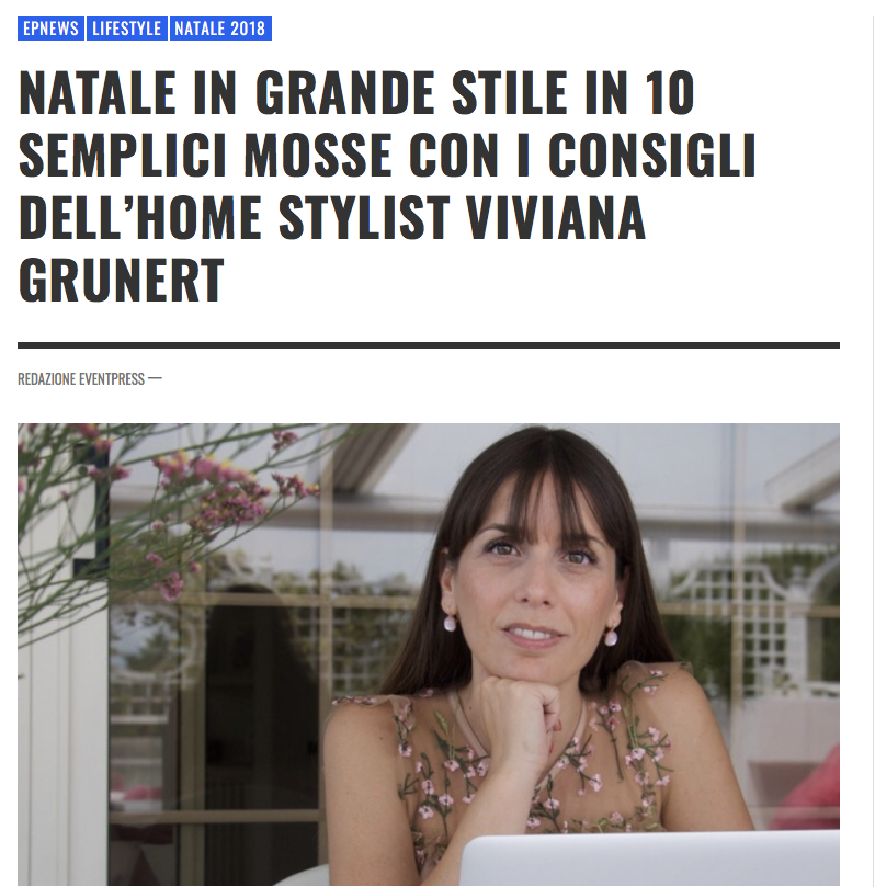 Viviana Grunert su EVENTPRESS-19.12.2018