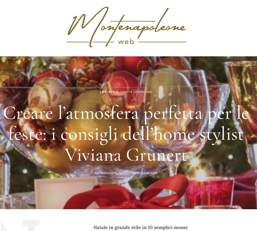 Viviana Grunert su MONTENAPOLEONEWEB-20.12.2018