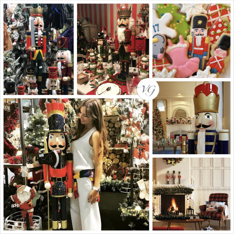 Nutcracker Style: My favorite decoration for Christmas 2018