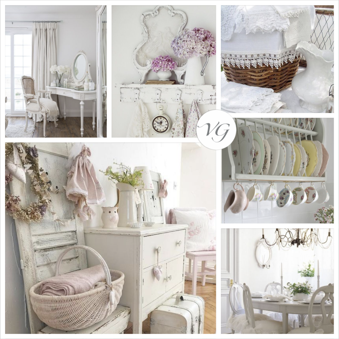 Shabby Chic, a timeless Style