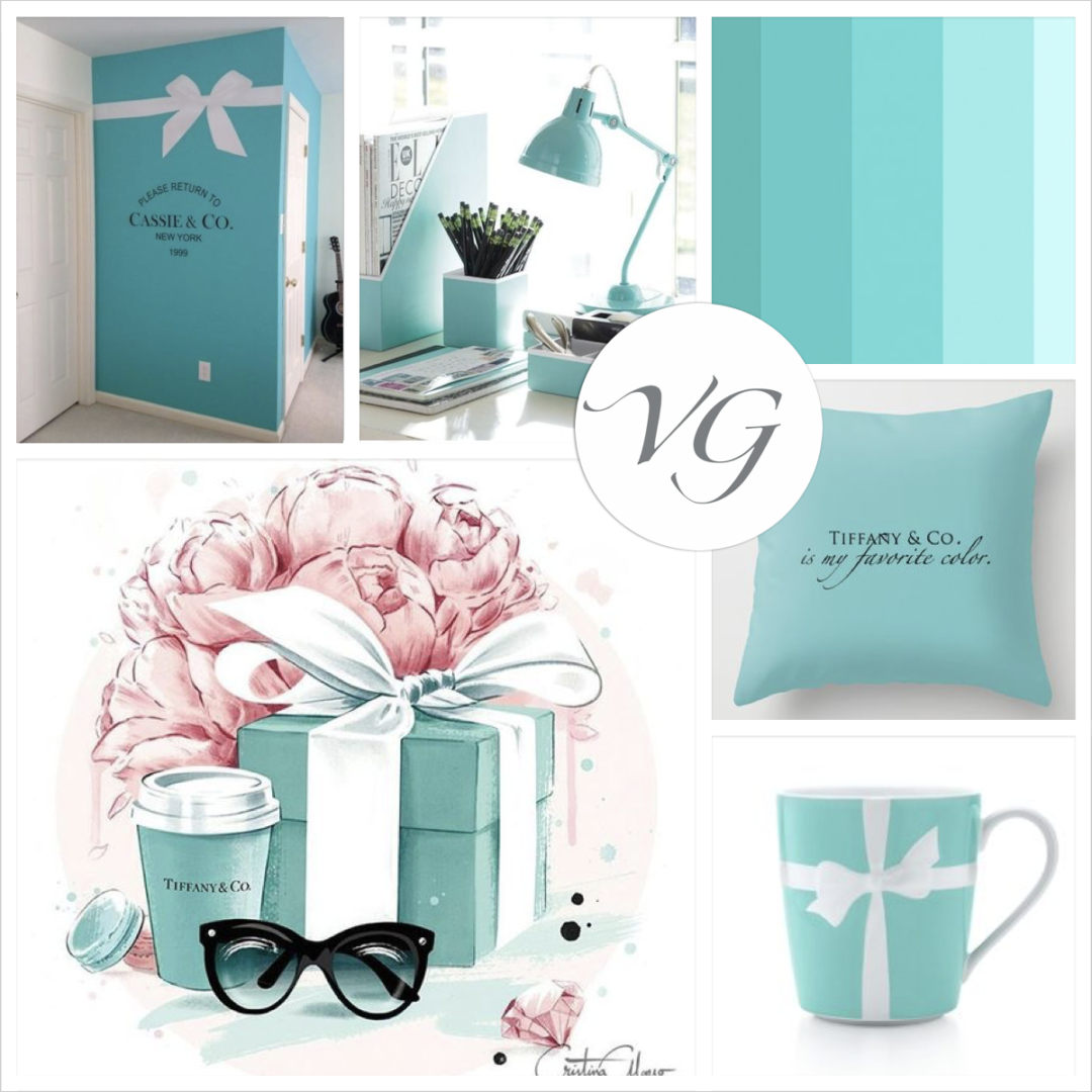 Green or blue Tiffany? Let's find out together my new project for the house…