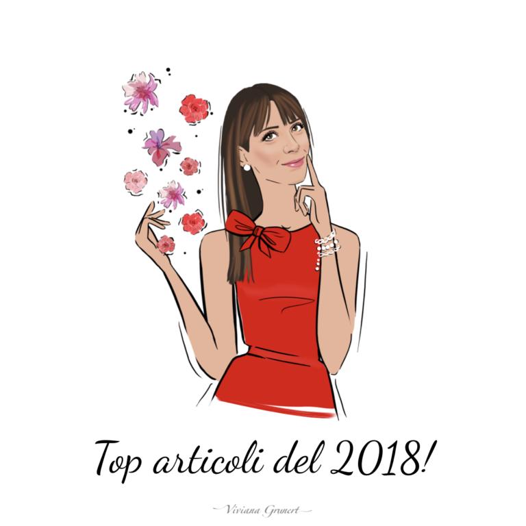 Gli articoli più letti del 2018 su Dettagli di Stile!