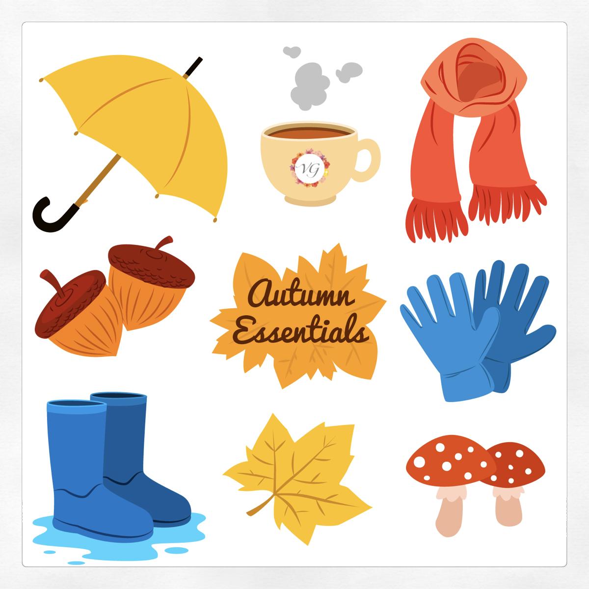 stile ed ispirazione autunno