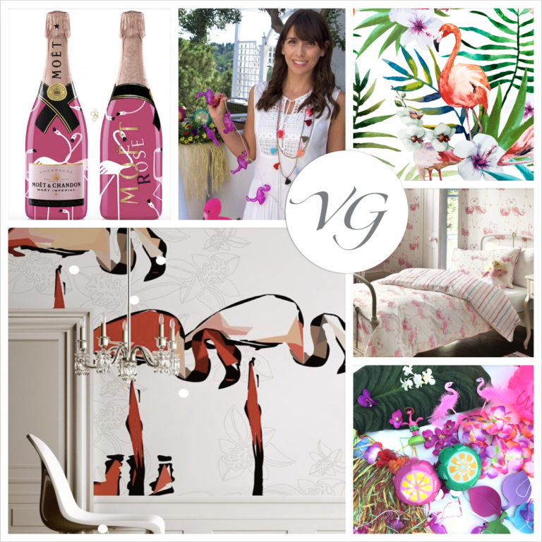 Flamingo Style: Perfect for a summer party but not only…