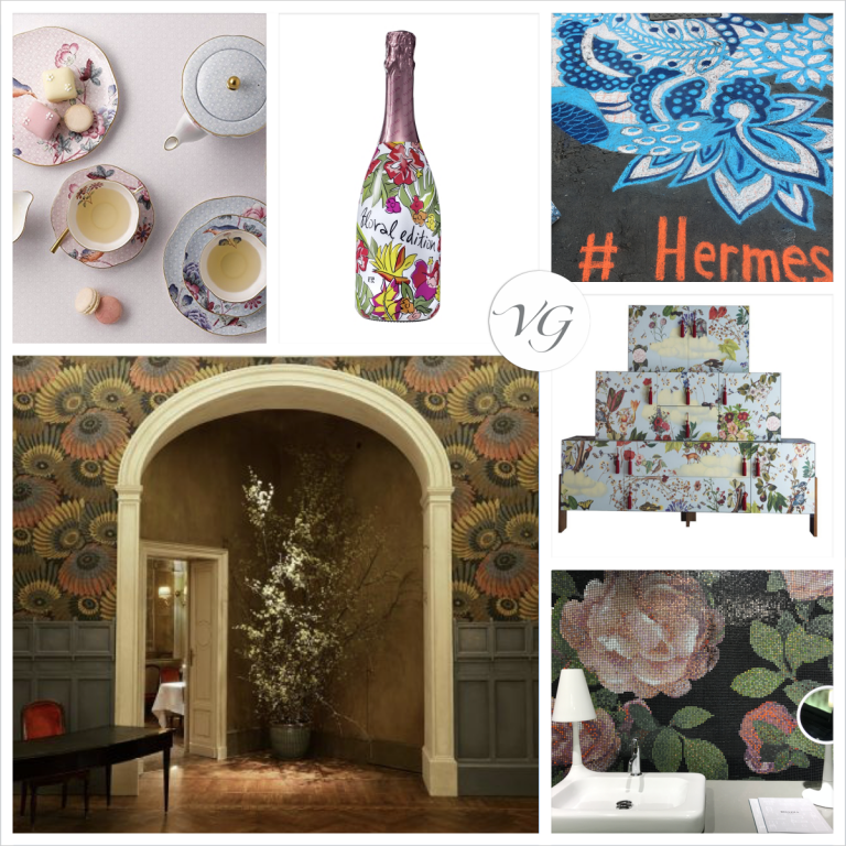 Floral Style 2018, from Cracco to Hermes the world is in bloom!