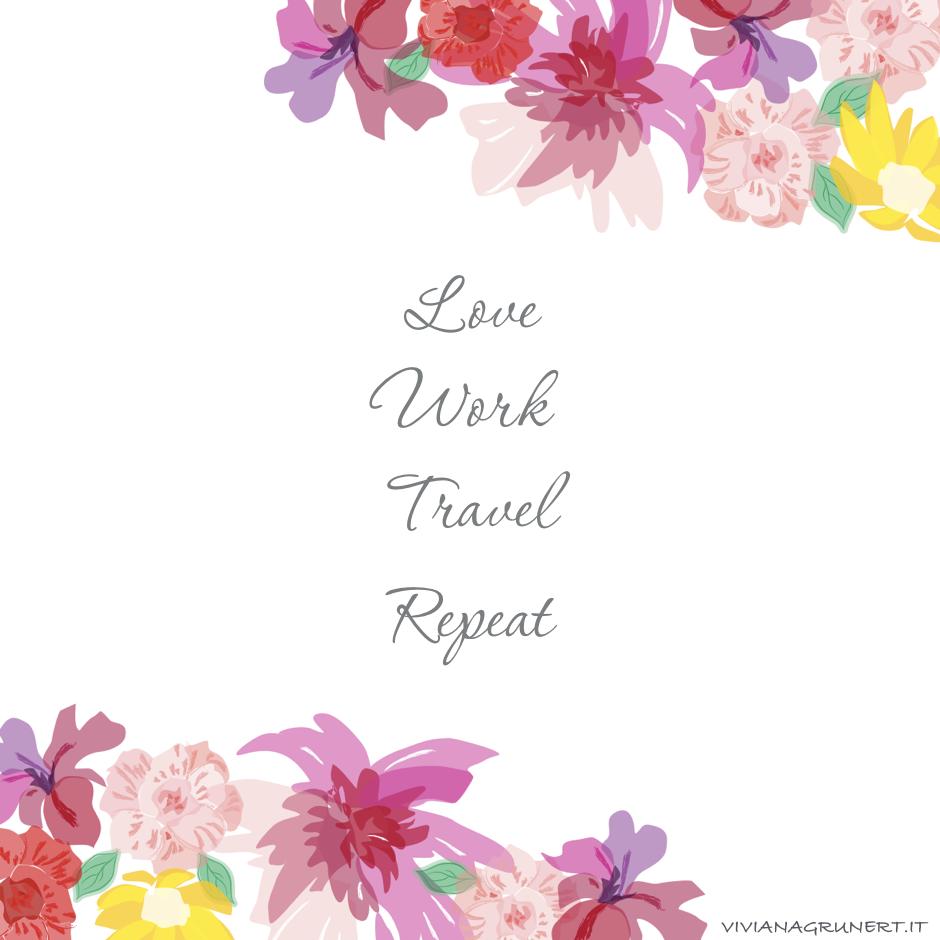 love work travel