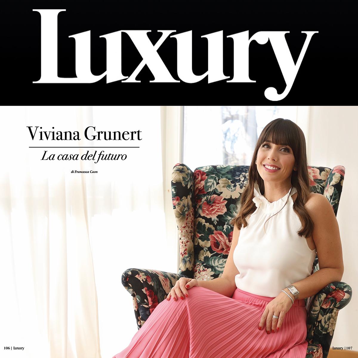 Viviana Grunert su LUXURY-15.05.2021