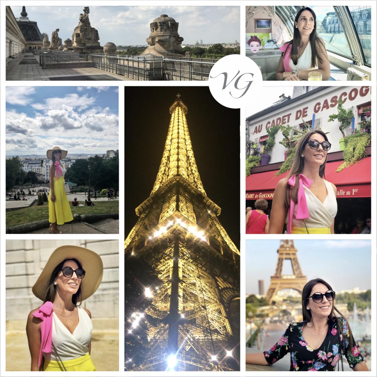 moodboard Paris viviana