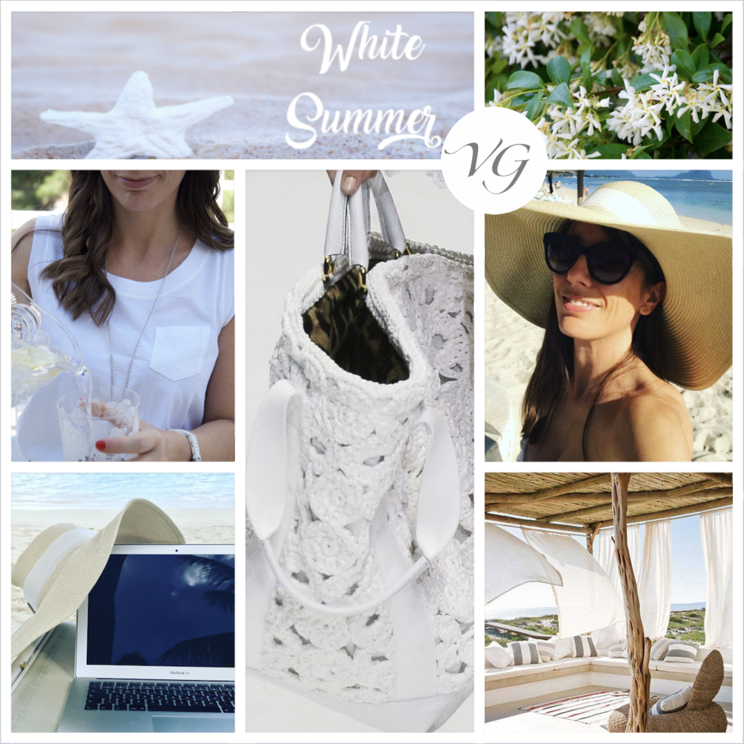 Inspiration Summer: my mood is White