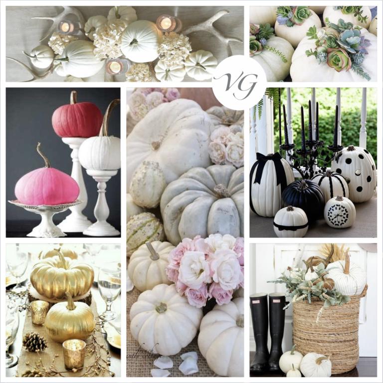 October is Pumpkin Style! Home wears pumpkins…